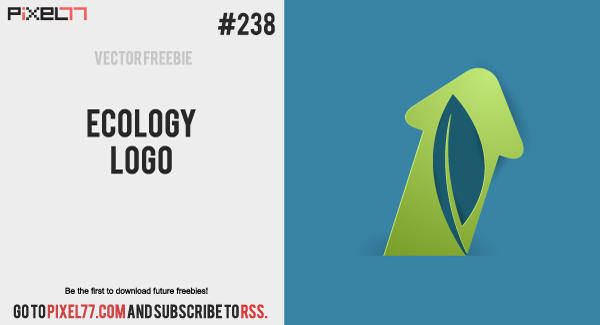 free vector Free Vector of the Day #238: Ecology Logo