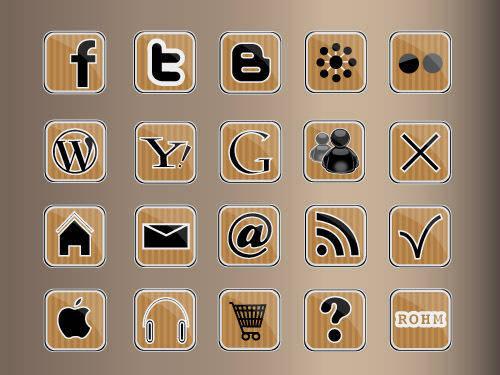 Kraft icons