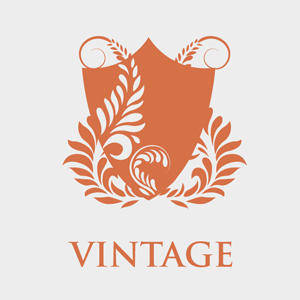 free vector Free Vector of the Day #216: Vintage Emblem