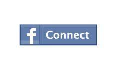 FB Connect Button Vector
