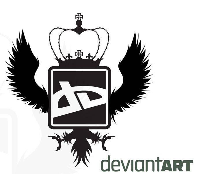 free vector Deviantart Logo Vector