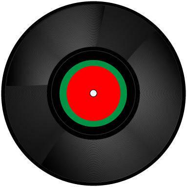 Free vinyl record