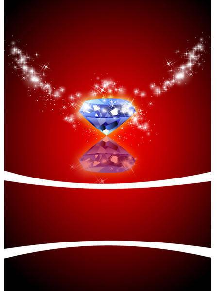 free vector Diamond Vector Diamante