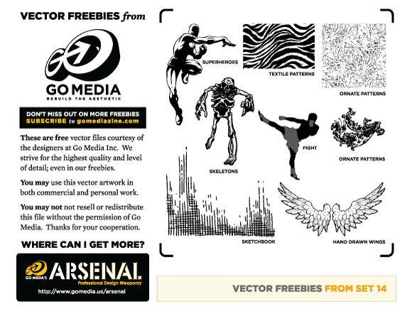Vector Pack 14 Sampler