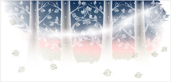 free vector Winter Banner