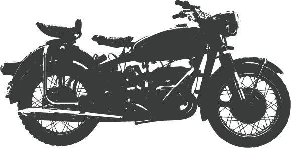 free vector Vintage Bike