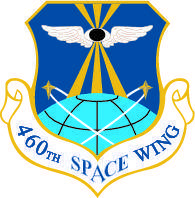 free vector Crest Of 460 Space Wing