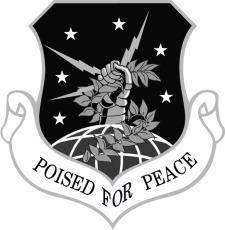 Vector Shield Of 91st Space Wing