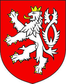 free vector Czech Republic Coat Of Arms