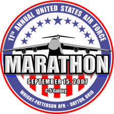 Crest Of 11th Annual Marathon