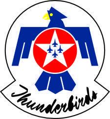 Thunderbirds Coat Of Arms