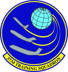 Emblem Of 373 Training Squadron