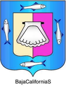 Baja California Sur Coat Of Arms