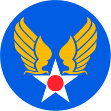 Army Air Corps Vector Crest