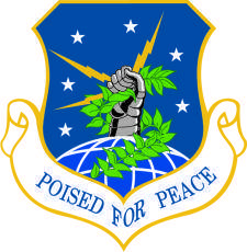 Vector Crest Of 91st Space Wing