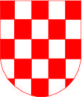 Croatia Vector Coat Of Arms