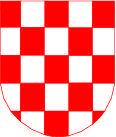 Croatia Vector Coat Of Arms
