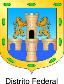 free vector Distrito Federa Coat Of Arms