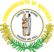Kentucky Vector Coat Of Arms