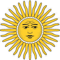 free vector Argentine Vector Coat Of Arms