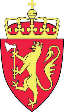 free vector Norway Coat Of Arms