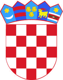 free vector Croatia Coat Of Arms Vector
