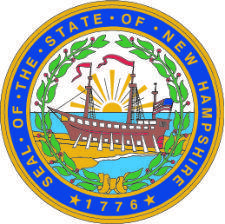 free vector New Hampshire Coat Of Arms