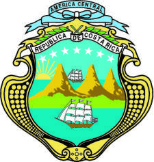 free vector Costa Rica Coat Of Arms