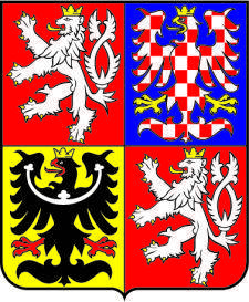 free vector Czech Republic Crest Vector