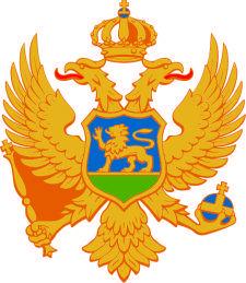 free vector Montenegro Coat Of Arms