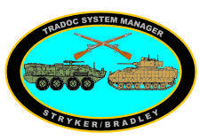 Tradoc System Manager Vector Emblem