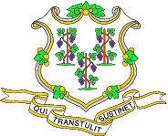 Connecticut Vector Coat Of Arms