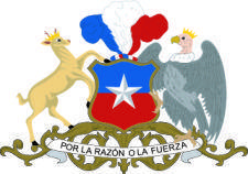 free vector Chile Coat Of Arms