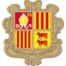 free vector Andorra Coat Of Arms