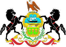 Pennsylvania Vector Coat Of Arms