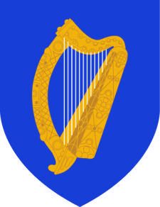 free vector Coat Of Arms Of Ireland
