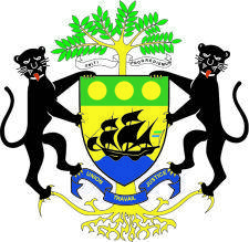 free vector Coat Of Arms Of Gabon