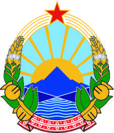 Fyr Macedonia Coat Of Arms