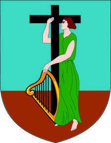 Montserrat Island Emblem