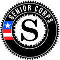 free vector Senior Corps Coat Of Arms