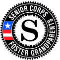 Senior Corps Seal Vector
