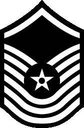 free vector Master Sergeant Vector Sign