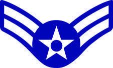 Airman 1st Class Vector Insignia