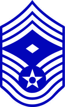 free vector Chief Master Sergeant Vector