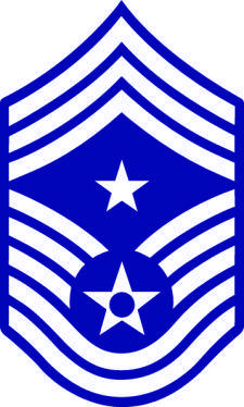 free vector Command Chief Master Sergeant Insignia