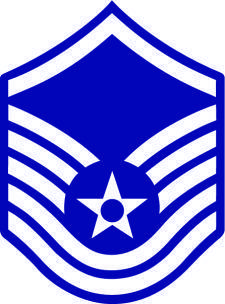 Master Sergeant Air Force Rank