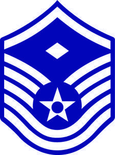 free vector Master Sergeant Us Air Force